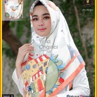 Jilbab motif kartun design 010