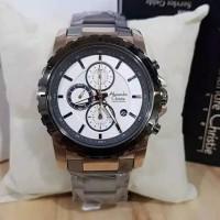 Jam tangan alexandre christie 6141 black rosegold ORIGINAL
