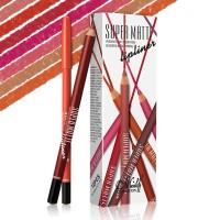 termurah Menow Eyeliner Pensil 12 Warna Matte Anti Air Tahan Lama