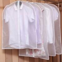 termurah Waterproof Covers Garment Dustproof Storage for Suits
