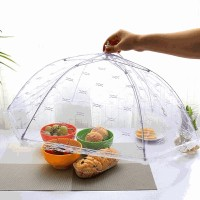 hrgapromo Umbrella Style Food Covers Anti Fly Mosquito Meal Cover Kit