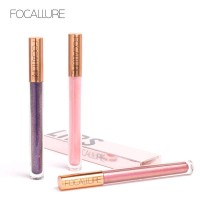 Hrgapromo Focallure Lip Gloss Warna Warni Glitter Anti Air Tahan Lama