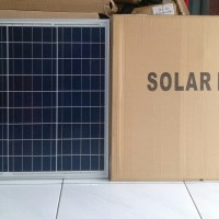 PANEL SURYA SOLAR PANEL SOLAR CELL MERK SUN ASIA 50WP POLY