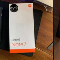 Xiaomi Redmi Note 7 4/64GB Garansi TAM