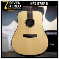 HEX D70E D70 E M Acoustic Electric Guitar