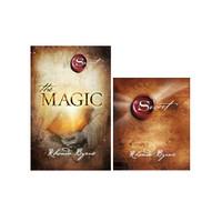 Paket 2 Buku Best Seller The Secret & The Magic Rhonda Byrne