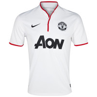 Jersey Bola Manchester United MAN Away 2012/13 GO - L