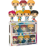 Funko POP! Music - BTS Army - Bangtan Boys - KPOP Army BTS 7 Pack Exc