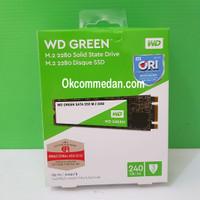 WD Green SSD 240 Gb M2 2280