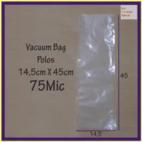 Vacuum Bag 14,5 X 45 75 Micron Plastik Vacum Sealer Bag