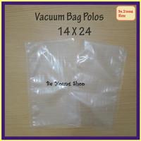Vacuum Bag 14X24 70Micron @100 Pcs