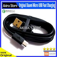 Kabel Data Xiaomi 2A Micro USB Original 100% Fast Charging