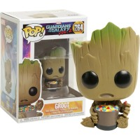 Funko POP! Marvel Guardian of The Galaxy Vol 2 - Groot With Candy Bowl
