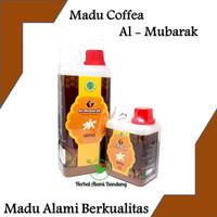PROMO Madu Coffea Madu Kopi Al Mubarak 500gr Madu Murni berkualitas