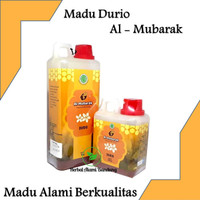 PROMO Madu Durio Madu Durian Al Mubarak 1kg Madu Murni Berkualitas