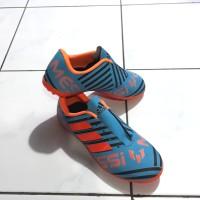 Sepatu futsal anak adidas tech fit x great ori lokal