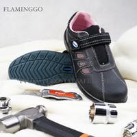 Sepatu Safety Wanita (Ladies) Eurostat Flamingo