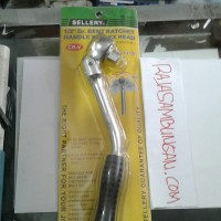 kunci flex head Ratchet sellery 1/2 inch kunci sok ratchet 0.5 inch