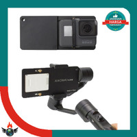 Mount Plate Adapter Gimbal Action Cam Camera Gopro Yi 4k Brica