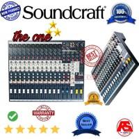 PROMO AUDIO MIXER SOUNDCRAFT EFX 12 (qood quality)