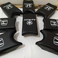 jok kursi boncengan anak untuk motor vario 125 dan 150 motif logo
