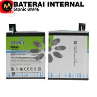 Baterai Batre Socket Tanam Internal HP Smartphone BM46