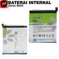 Baterai Batre Socket Tanam Internal HP Smartphone BN43