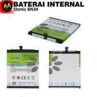 Baterai Batre Socket Tanam Internal HP Smartphone BN34