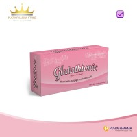 Glutathionic - Mencerahkan kulit serta menghilangkan bekas jerawat
