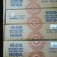 Pipa Ac Hoda 1/4 3/8 ( 0,5 - 1pk )