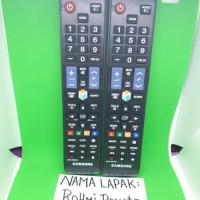 REMOTE REMOT SMART TV LED LCD SAMSUNG SMART HUB TIPE AA59-00594A ORI p