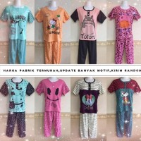 Best Baju Tidur Kaos Katun/Baby doll/Piyama/CP