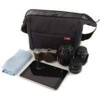 Tufor SIRUI Slinglite 8 Fashionable Tas Kamera Black