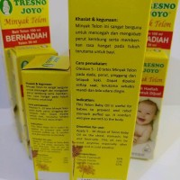 Sale Minyak Telon Tresno Joyo 100Ml