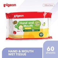 Sale Pigeon Hand And Mouth Wet Tissue 60 Lembar