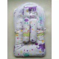 kasur bayi baby dream/ kasur bayi kelambu anti nyamuk/ kasur bayi set