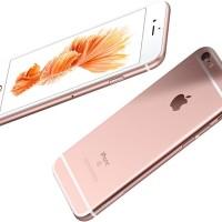 Iphone 6s 64Gb Rosegold Garansi Distributor 1 Tahun