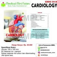 HOT SALE Medical Mini Notes Cardiology edisi 2018