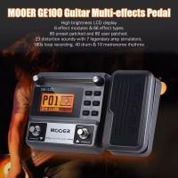 MOOER GE100 Pedal Efek Gitar Elektrik Processor Multi Efek