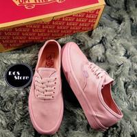 Sepantu Vans Authentic Roshe Pink Original