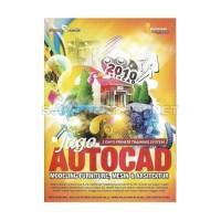 Jual Modal! Garuda Media CD Video Tutorial Jago AutoCAD 2010