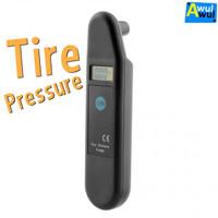 Alat pengukur tekanan ban digital | Digital LCD Tire Pressure Gauge