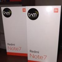 xiaomi redmi note 7 4gb internal 64gb gress garansi tam