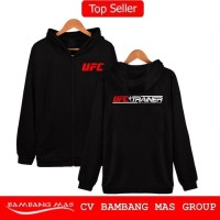 Jaket Hoodie - UFC TRAINER