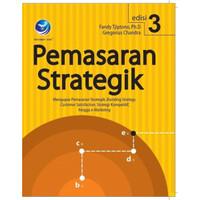 Pemasaran Strategik edisi 3 . Fandy Tjiptono