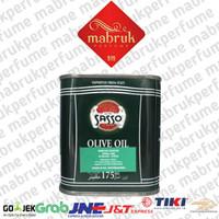 Minyak Zaitun Sasso Kaleng Olive Oil Italy