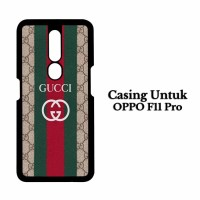 Custom Case Oppo F11 Pro gucci wall Casing Hardcase Cover