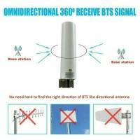 Antena OMNI Outdoor Antenna Repeater GSM Penguat Sinyal Signal Hp