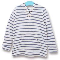 Sweater Stripe Kembaran /Couple Old Navy Cut Labels Anak 4T - Dewasa M