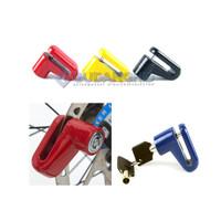Gembok Cakram Motor Disc Lock Kunci Gembok Sepeda Motor Anti Maling